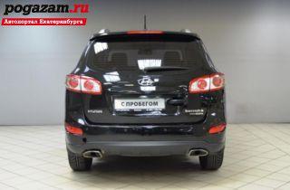 Купить Hyundai Santa Fе, 2010 года