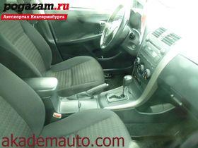 ������ Toyota Corolla, 2010 ����