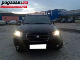 Купить Hyundai Santa Fе, 2009 года