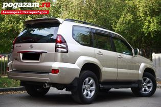 Купить Toyota Land Cruiser Prado, 2008 года