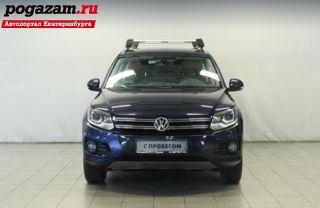 Купить Volkswagen Tiguan, 2012 года
