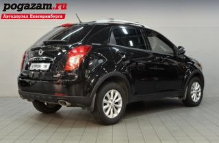 ������ SsangYong Actyon, 2014 ����