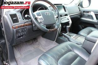 ������ Toyota Land Cruiser, 2013 ����