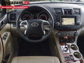 ������ Toyota Highlander, 2013 ����