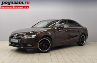 Купить Audi A4, 2013 года
