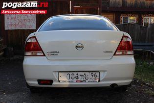 ������ Nissan Almera Classic, 2012 ����