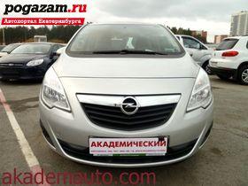 ������ Opel Meriva, 2012 ����