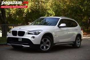 ������ BMW X1, 2011 ����