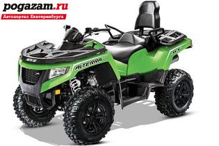 Купить Arctic Cat 700 series, 2017 года