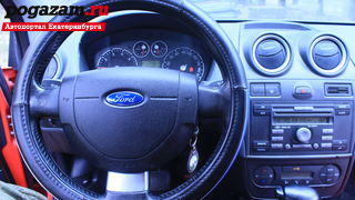 ������ Ford Fiesta, 2008 ����
