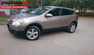 Купить Nissan Qashqai, 2007 года