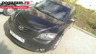 ������ Mazda 3, 2005 ����