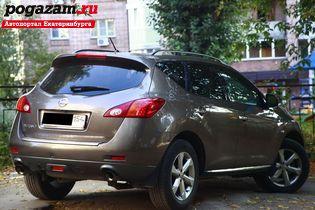 Купить Nissan Murano, 2011 года