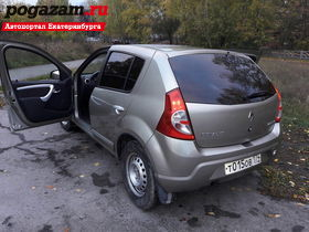 ������ Renault Sandero, 2011 ����