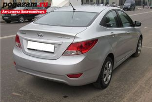 ������ Hyundai Solaris, 2014 ����
