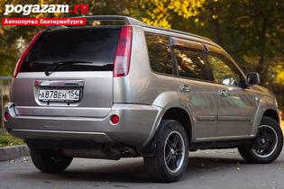 ������ Nissan X-Trail, 2003 ����