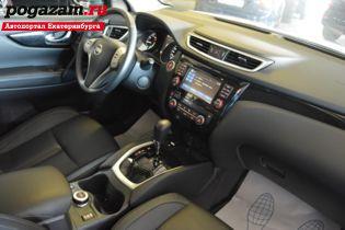 Купить Nissan Qashqai, 2015 года