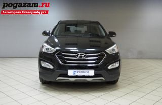 Купить Hyundai Santa Fе, 2014 года