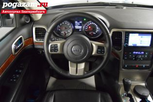 Купить Jeep Grand Cherokee, 2011 года