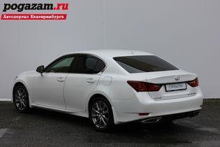 Купить Lexus GS, 2012 года