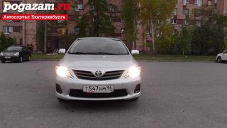 Купить Toyota Corolla, 2011 года