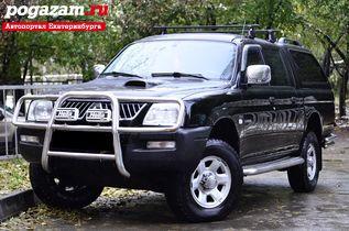 ������ Mitsubishi L200, 2006 ����