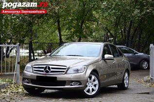 ������ Mercedes-Benz C-class, 2009 ����