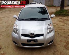 Купить Toyota Vitz, 2010 года
