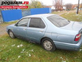 Купить Nissan Bluebird, 2000 года