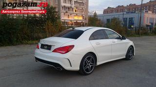 ������ Mercedes-Benz CLA-class, 2014 ����