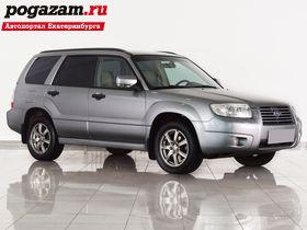 ������ Subaru Forester, 2006 ����