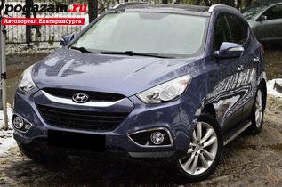 Купить Hyundai ix35, 2013 года