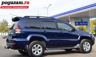 ������ Toyota Land Cruiser Prado, 2008 ����