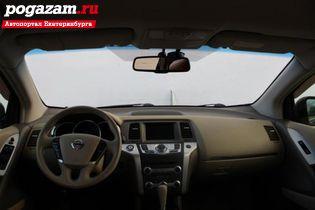 Купить Nissan Murano, 2012 года
