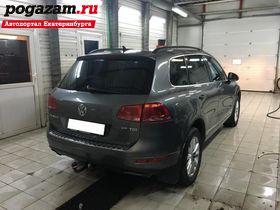 Купить Volkswagen Touareg, 2012 года