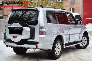 Купить Mitsubishi Pajero, 2011 года