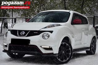 Купить Nissan Juke, 2014 года