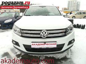 Купить Volkswagen Tiguan, 2015 года