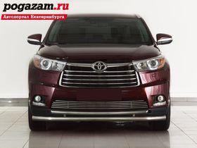 Купить Toyota Highlander, 2014 года