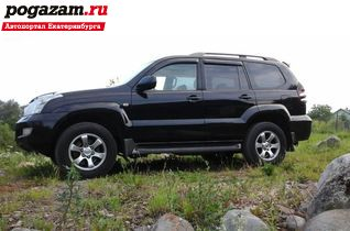 Купить Toyota Land Cruiser Prado, 2006 года