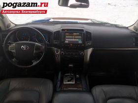 Купить Toyota Land Cruiser, 2010 года