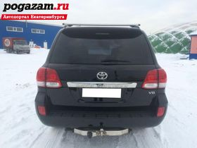 Купить Toyota Land Cruiser, 2010 года