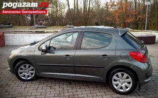 Купить Peugeot 207, 2007 года