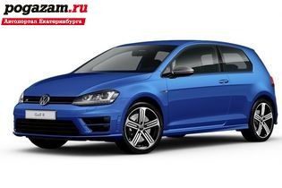 Купить Volkswagen Golf R, 2016 года