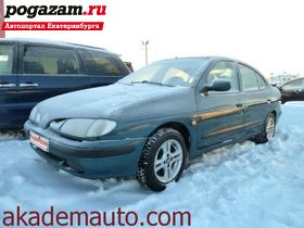 Купить Renault Megane, 1998 года