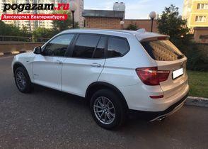 Купить BMW X3, 2014 года