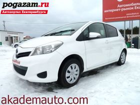 Купить Toyota Vitz, 2011 года