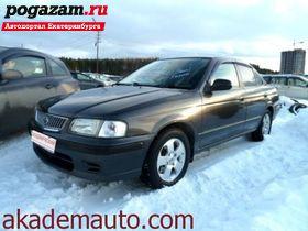 Купить Nissan Sunny, 2001 года
