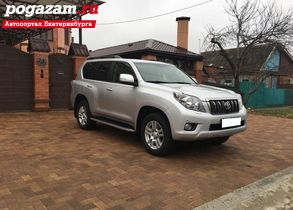 Купить Toyota Land Cruiser Prado, 2010 года