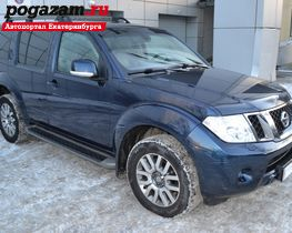 Купить Nissan Pathfinder, 2011 года